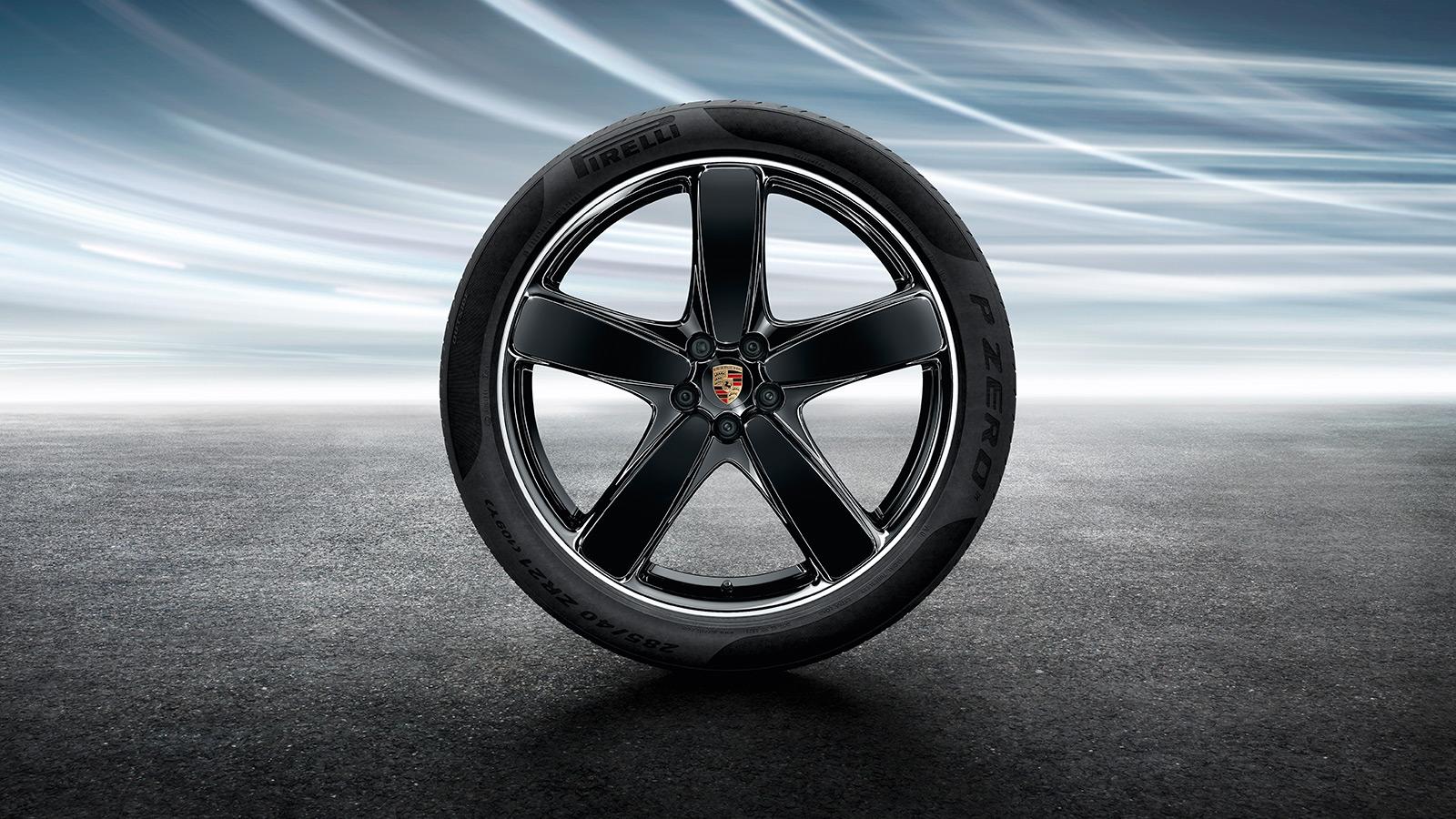 Porsche - Wheels and wheel accessories