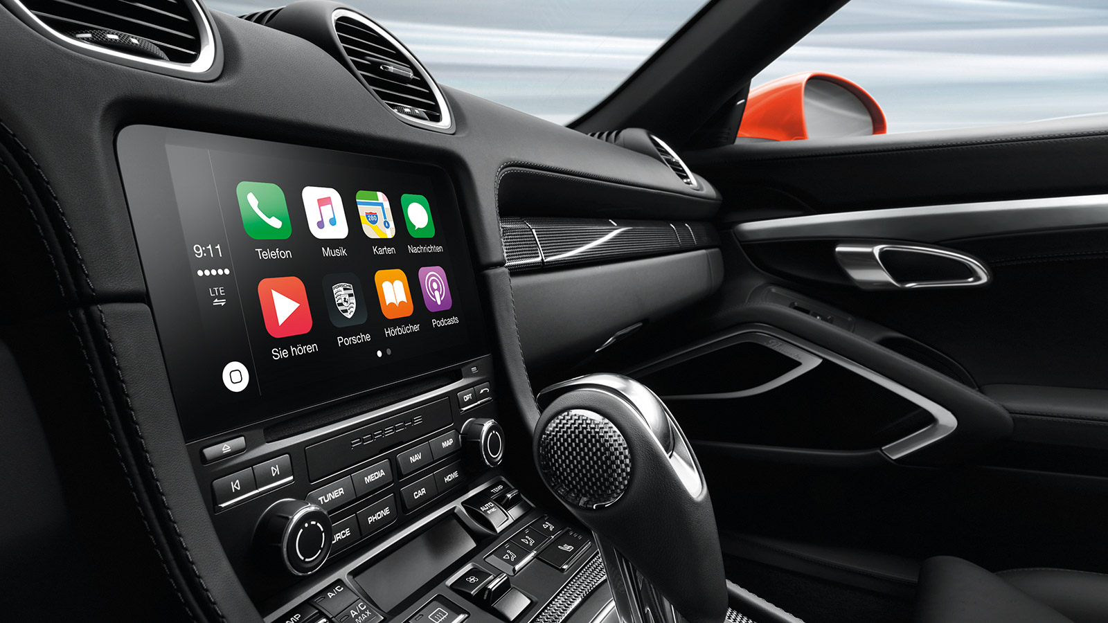 Porsche - Navigation & Communication