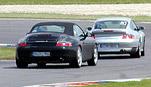 Porsche Track Experience Schweiz - Trainingsangebote