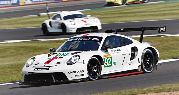 Porsche 911 RSR, Porsche GT Team (92)