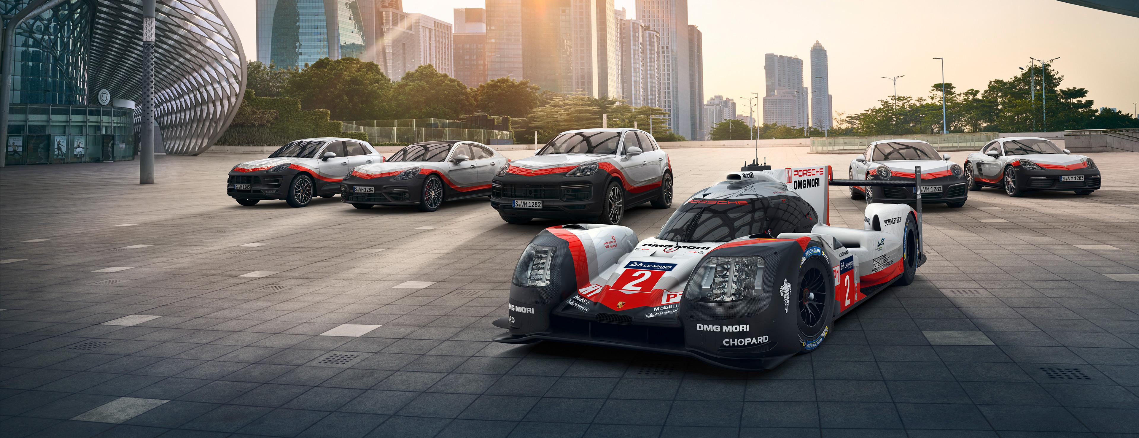 Porsche - Compétitions