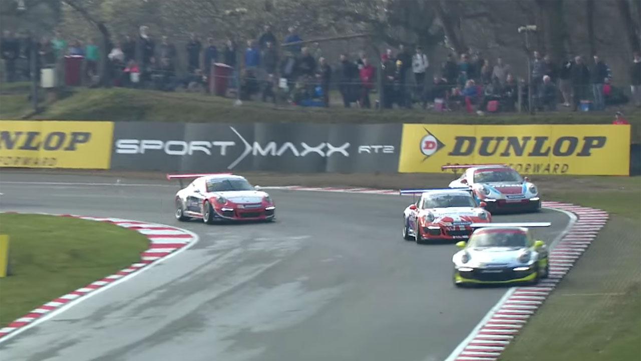 Porsche - Brand Hatch (Indy) Highlights